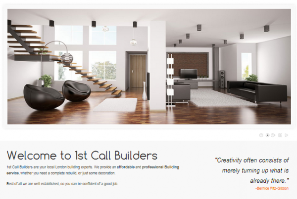 1st Call Builders